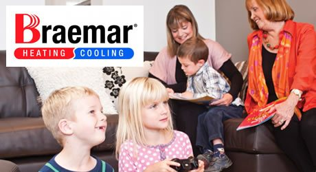 Braemar Central Heating