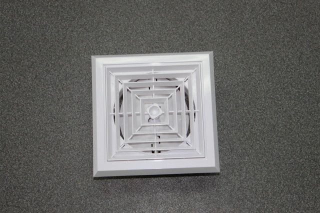 Square Down-jet Ceiling Outlet