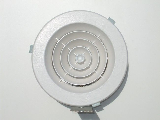 Microjet Ceiling Outlet